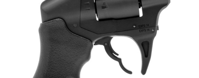 Standard Manufacturing S333 VOLLEYFIRE Double Barrel Revolver (1)