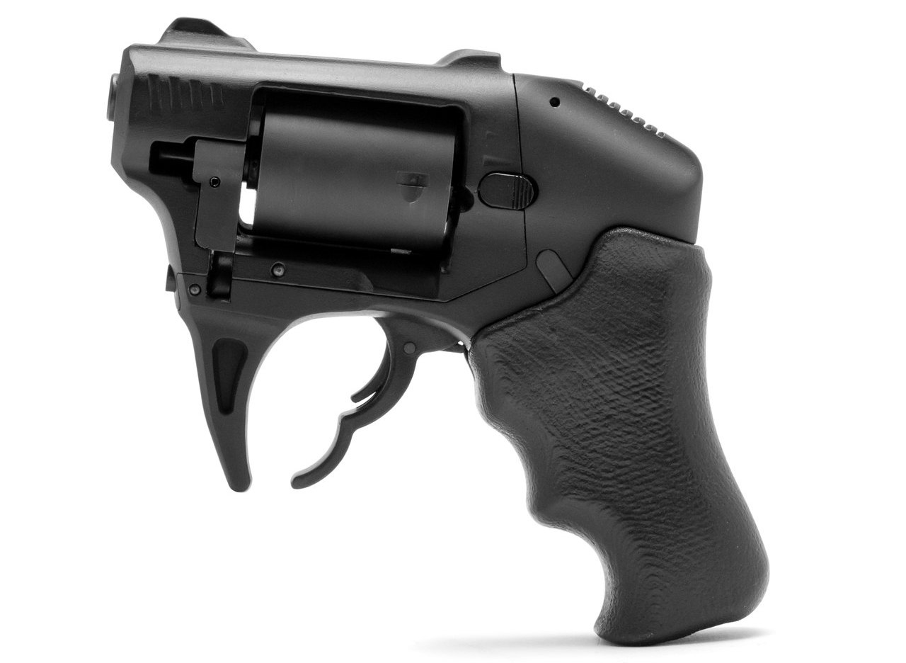 Standard Manufacturing S333 VOLLEYFIRE Double Barrel Revolver (2)