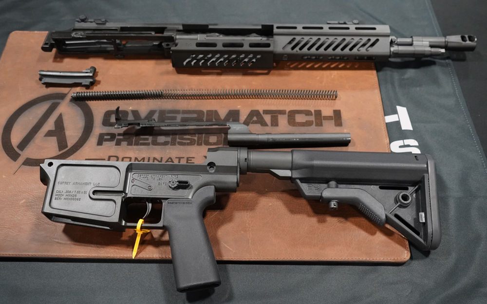 Overmatch Precision Arms MK36 Rifle