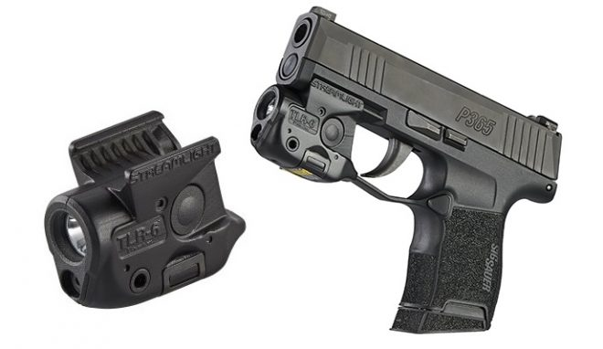 Streamlight Introduces Tlr 6 For Sig Sauer S P365 The