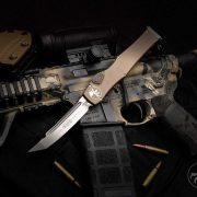 POTD: AR15 and Microtech H.A.L.O. VI