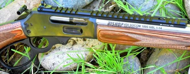 458 SOCOM Lever Action Rifle by Bishop Ammunition & Firearms (1)