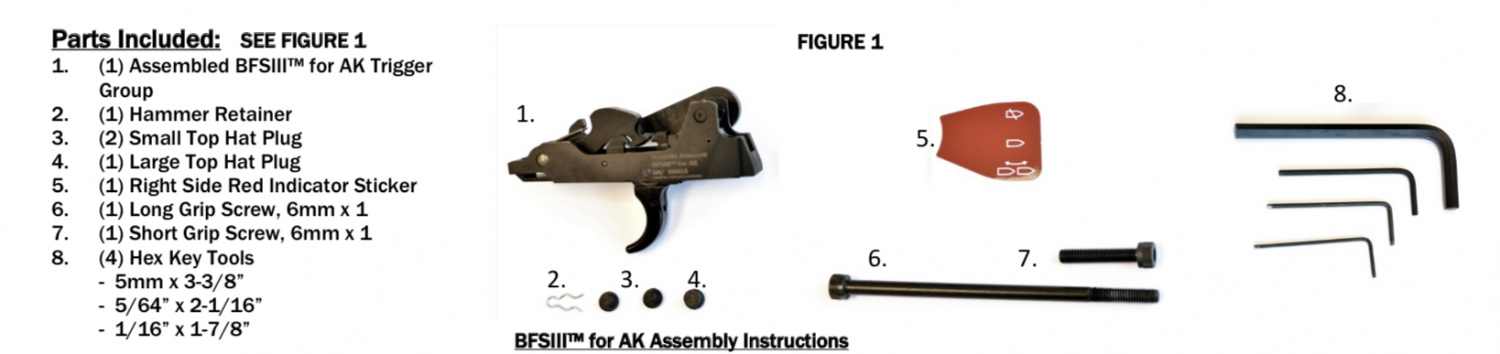 TFB REVIEW: Binary AK47 - The Franklin Armory Binary Firing System