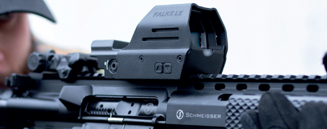 German FALKE LE Reflex Sight (1)