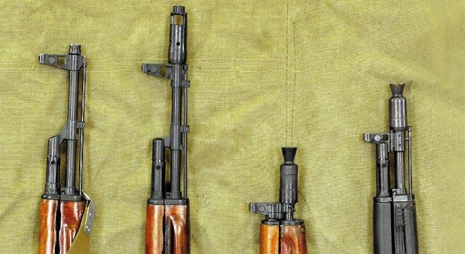 History and Evolution of SovietRussian AK Muzzle Devices (1)