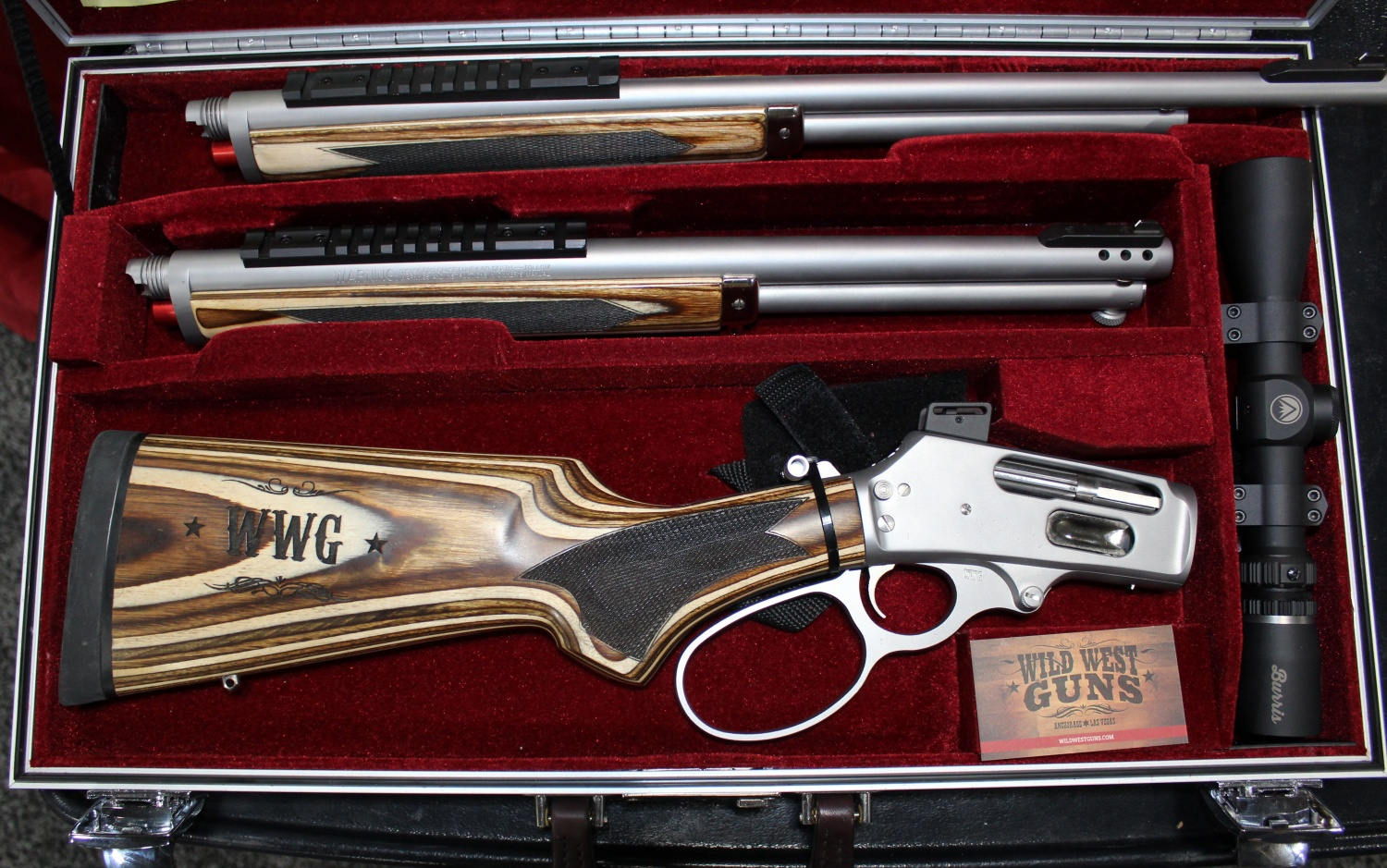 NEW .30 WWG and .35 WWG Cartridges by Wild West Guns (2)