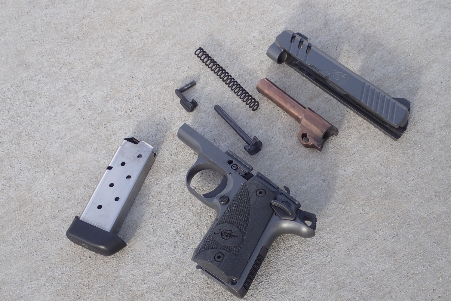 TFB Review: Kimber Micro 9 ESV -The Firearm Blog