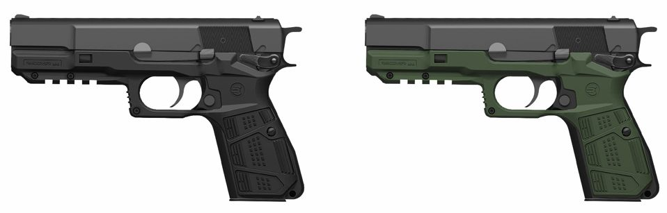 Recover Tactical Hi Power HPC Grip and Rail System Now Available for Preorder (1)1
