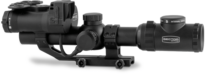 Sector Optics G1T2 System - Scope with Bult-in Screen (2)