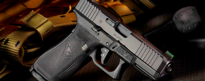 Wilson Combat Now Offers Vickers Elite Package for Glock 45 Pistols (1)