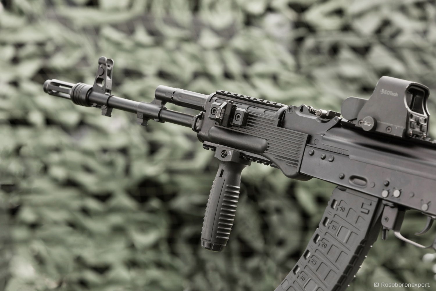Russia Starts Promoting the New Kalashnikov AK200 Series