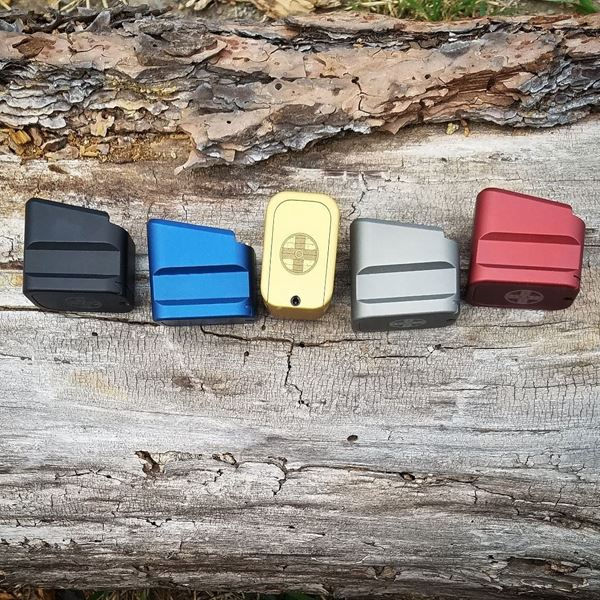Magazine Extensions For Glock, S&W, CZ And Sig From Shield Arms -The