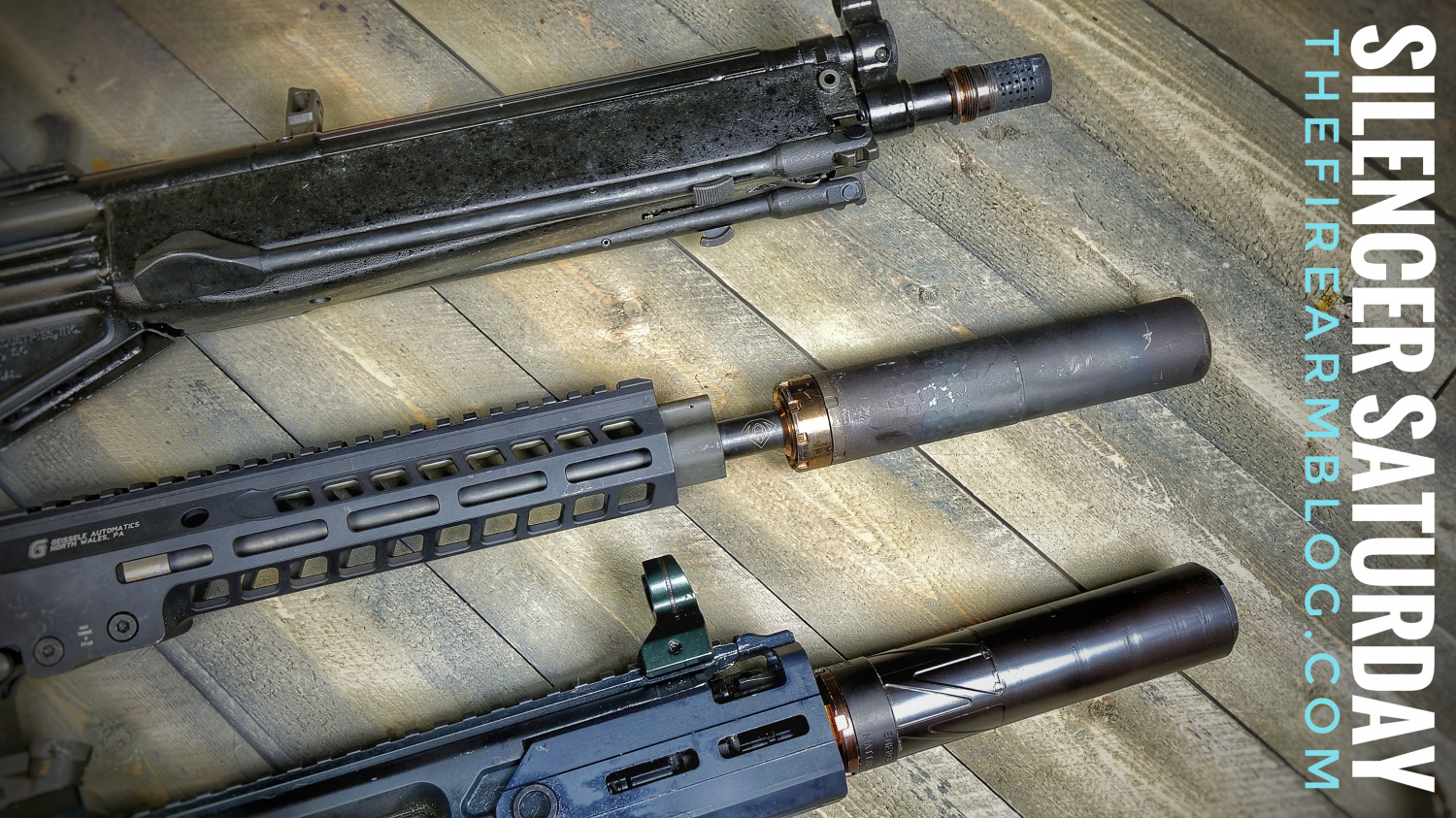 Silencer Saturday 66 Vox Versus Saker Decibels For Subs And Supers The Firearm Blog