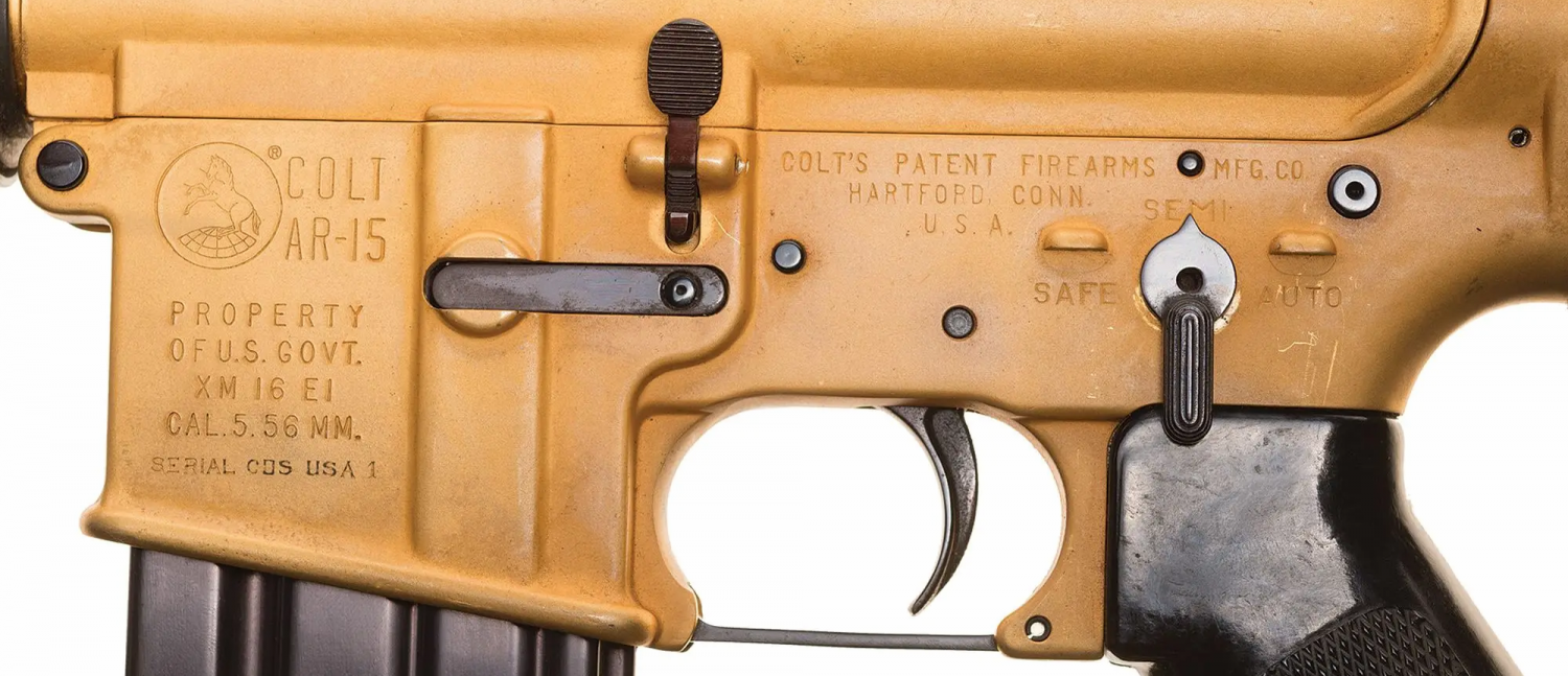 5 Rare and Unusual Firearms Seen in May 2019 Rock Island Premiere Firearms Auction Ca