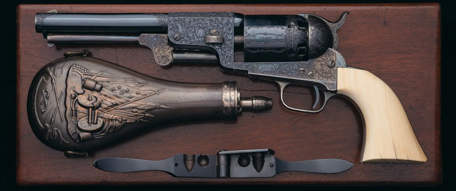 5 Rare and Unusual Firearms Seen in May 2019 Rock Island Premiere Firearms Auction Catalog 1 (1)