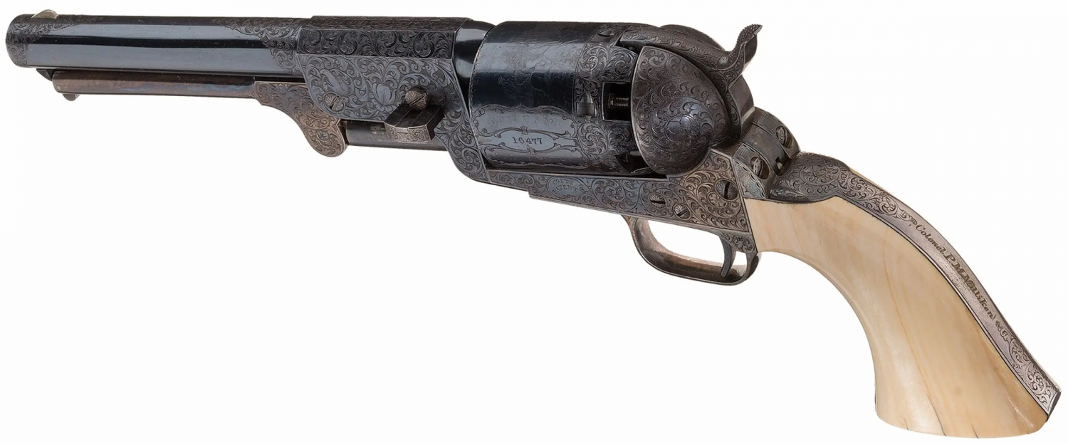 5 Rare and Unusual Firearms Seen in May 2019 Rock Island Premiere Firearms Auction Catalog 1 (5)