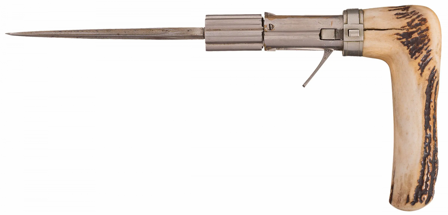 5 Rare and Unusual Firearms Seen in May 2019 Rock Island Premiere Firearms Auction Catalog 3 (4)