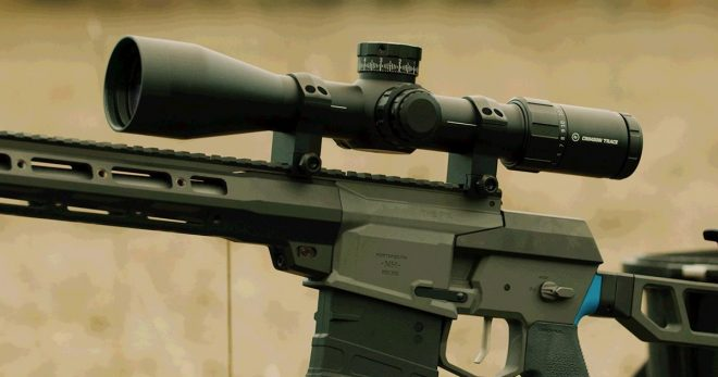 Crimson Trace's New Rifle Scopes Now Shipping -The Firearm Blog