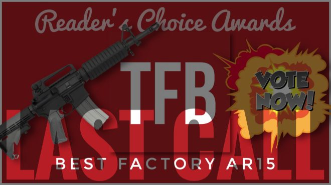 Vote For The Best AR15