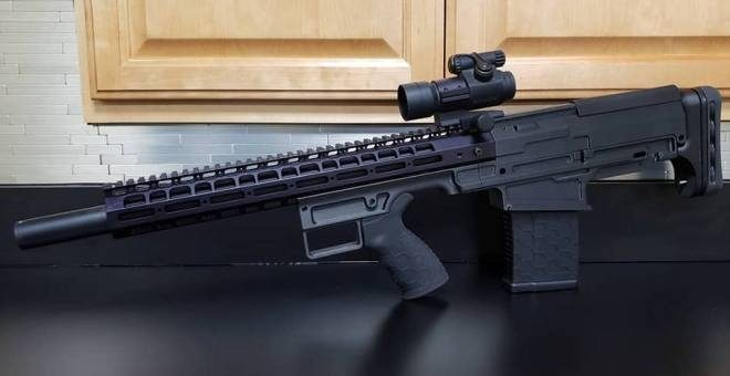 FIMS Firerms Staright Pull .308 Bullpup Rifle (1)