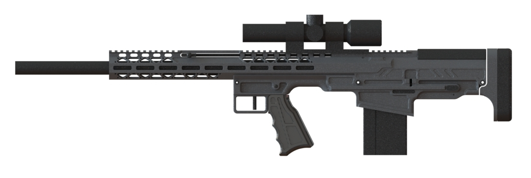 FIMS Firerms Staright Pull .308 Bullpup Rifle (12)