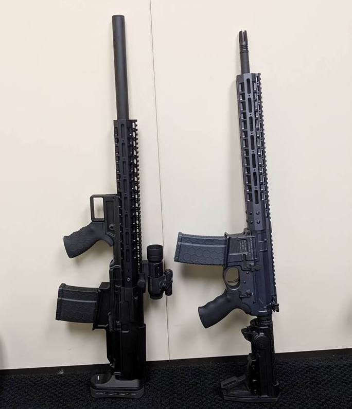 FIMS Firerms Staright Pull .308 Bullpup Rifle (2)