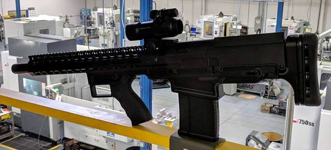 FIMS Firerms Staright Pull .308 Bullpup Rifle (5)