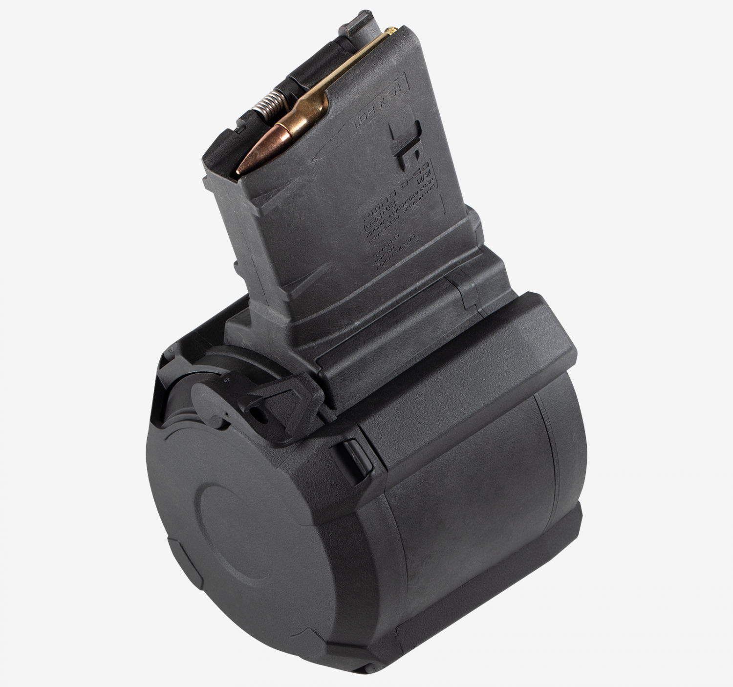 Magpul D-50 7.62308 Drum Magazine Now Shipping (1)