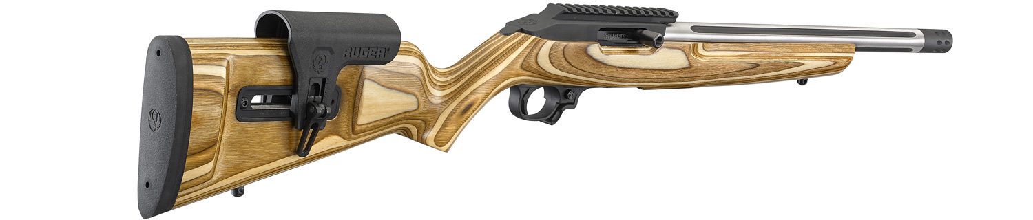 New RUGER Custom Shop 1022 Competition Rifle (3)