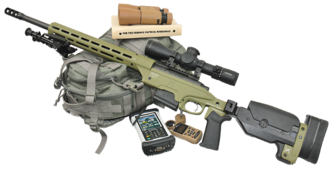 Special Edition APO SABER M700 ERT Rifle for Sniper's Hide Students (1)
