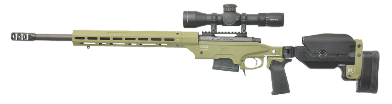 Special Edition APO SABER M700 ERT Rifle for Sniper's Hide Students (9)