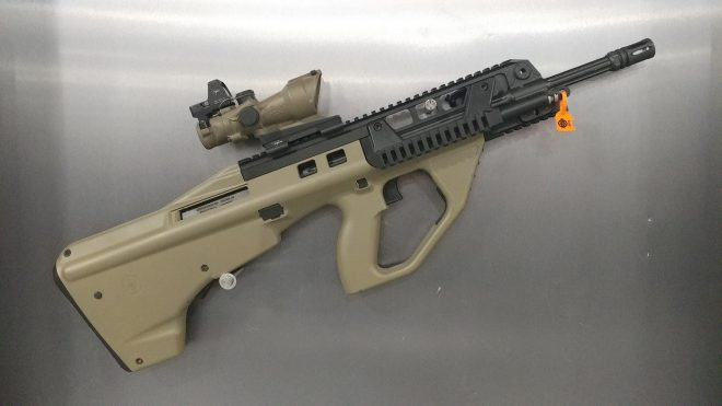 Thales Cancels Plans To Sell Atrax Bullpup Rifle On US Civilian