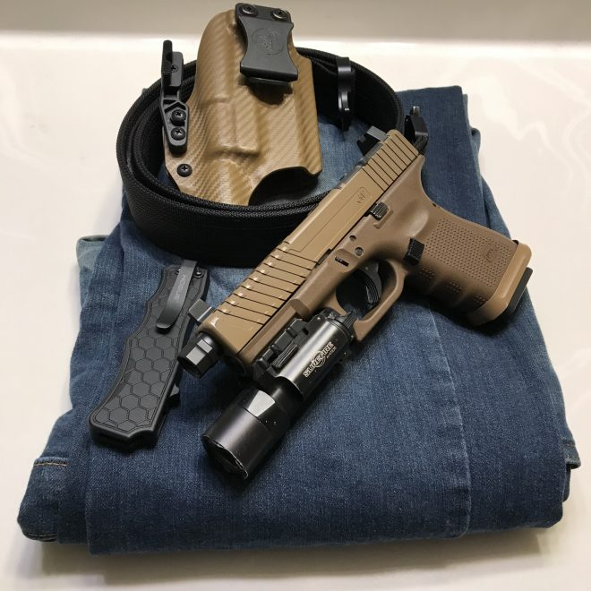 CONCEALED CARRY CORNER: Dressing For CCW As A Young Shooter
