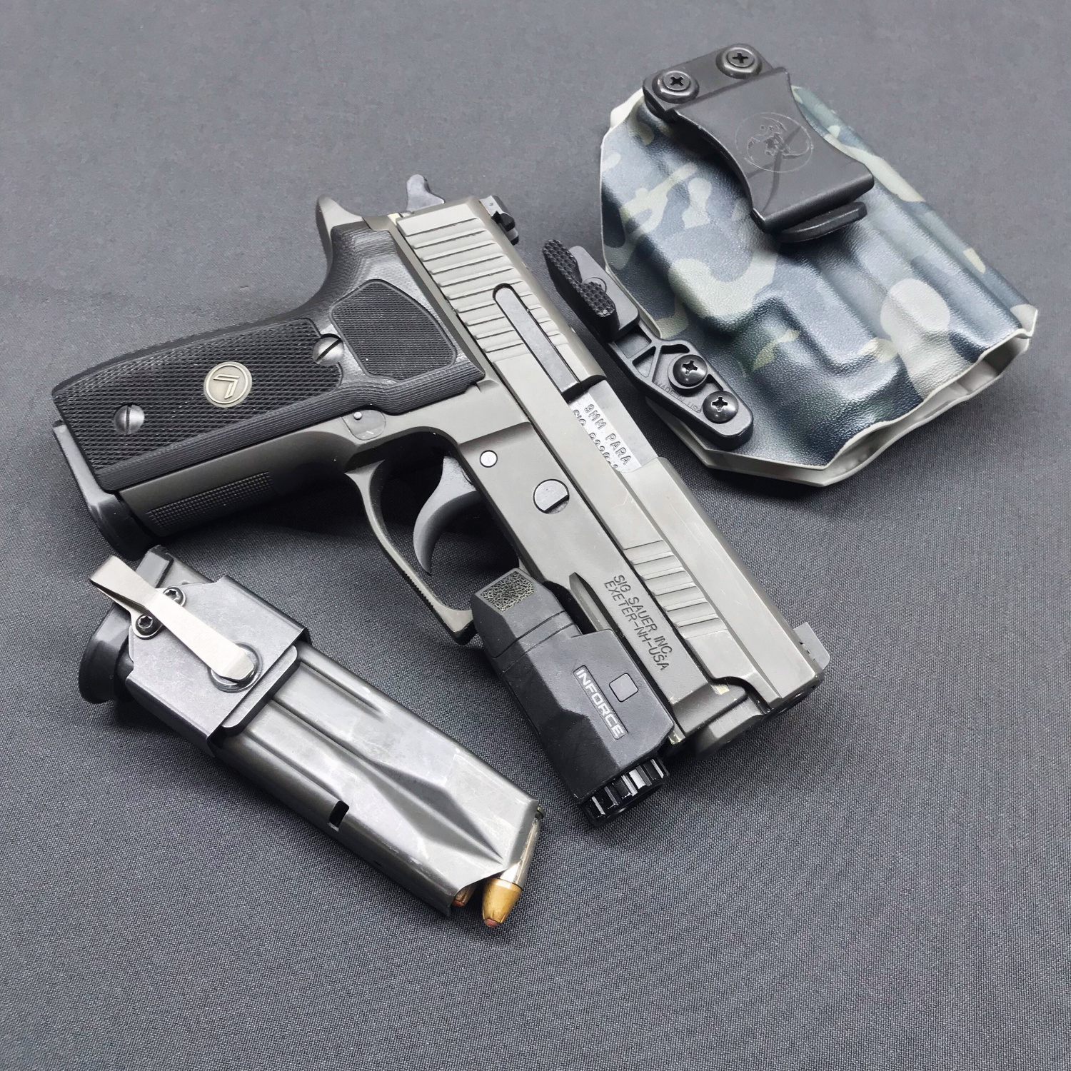Leather or Kydex? Picking the Right Holster -The Firearm Blog