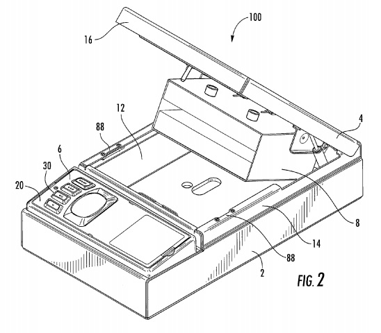 Hornady's RFID patents