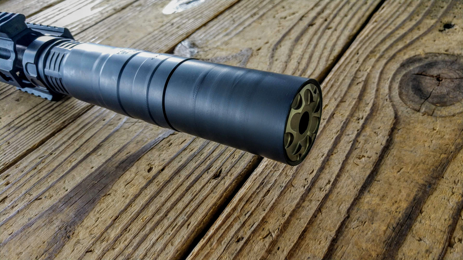 NRA 2019] Rugged Suppressors Radiant 762 from the ASA