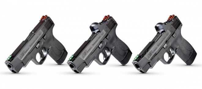 M&P Shield M2.0 red dot