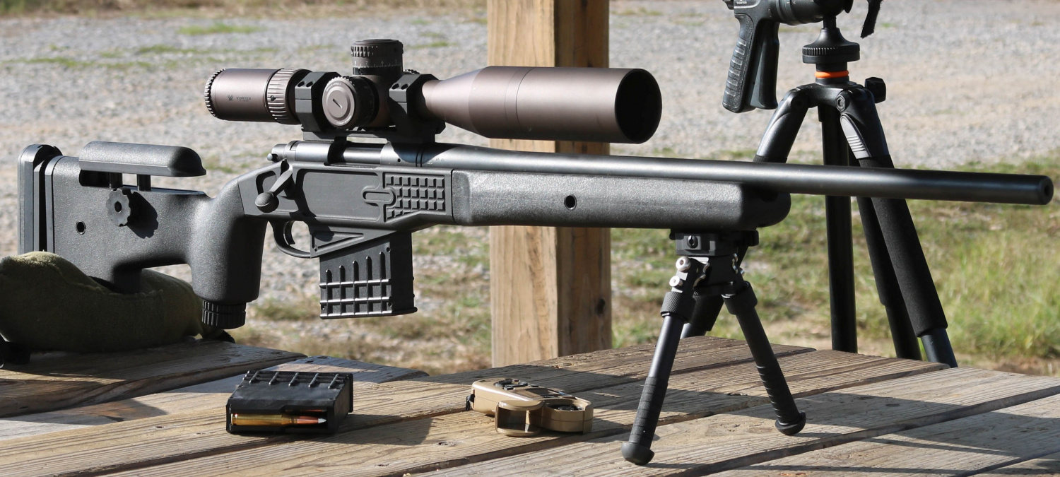 New C Mod. Modular Rifle Chassis by CHOATE Machine and Tool (26)