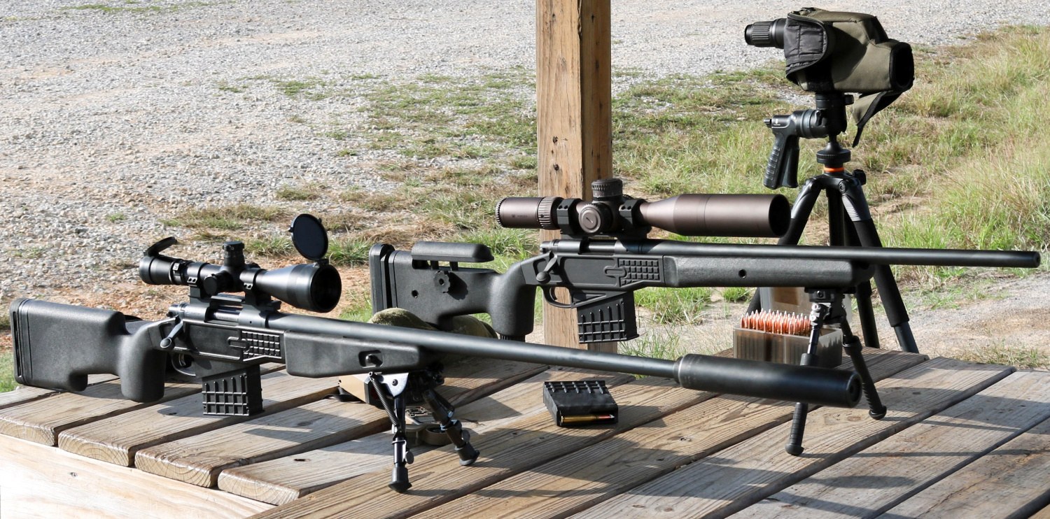 New C Mod. Modular Rifle Chassis by CHOATE Machine and Tool (27)