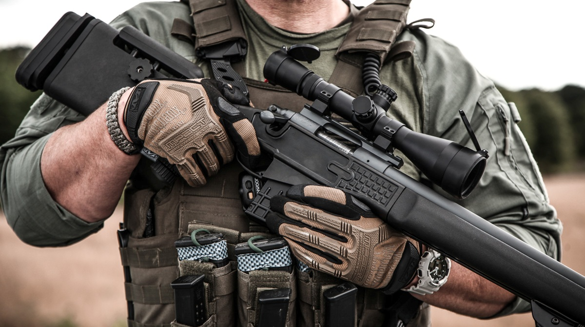 New C Mod  Modular Rifle Chassis by CHOATE Machine and Tool -The
