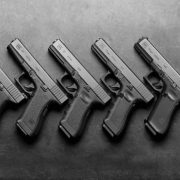POTD - Five Generations of GLOCK Pistols