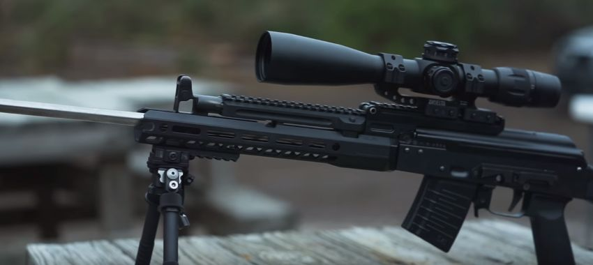 The AK Guy Builds World's First AK Chambered In .224 Valkyrie (6)