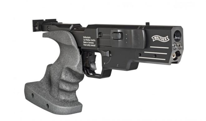 Walther SSP Pistol from manufacturer's website.