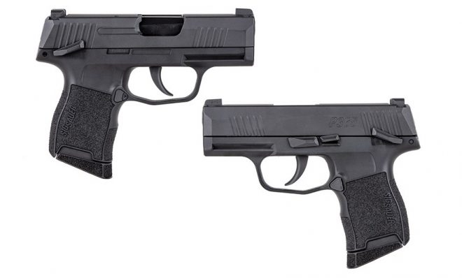 BB P365 Coming From SIG AIR -The Firearm Blog