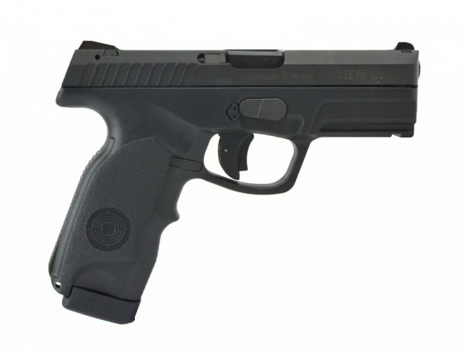 Steyr M9-A1 side view.