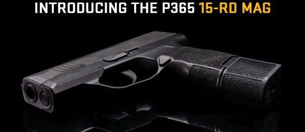 P365 Archives -The Firearm Blog