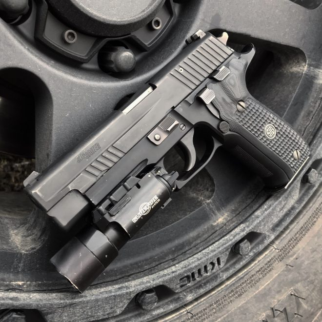 TFB Review: SIG Sauer P226 Elite - 10,000 Rounds Later -The