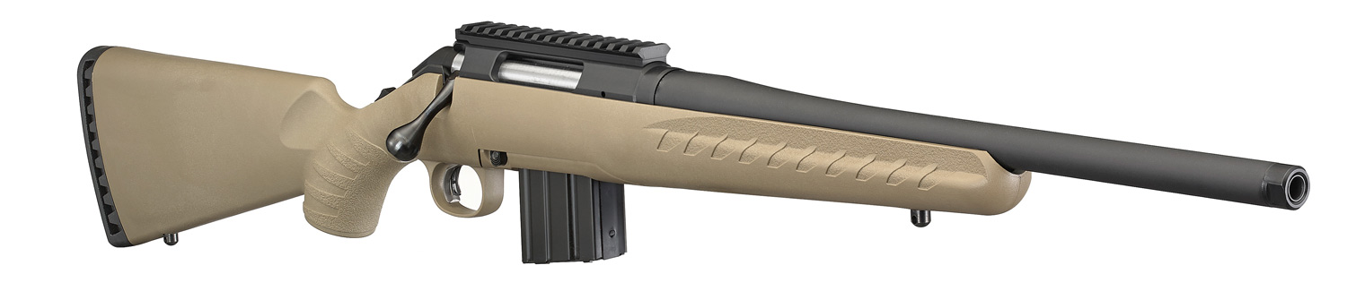 .350 Legend rifles by Ruger