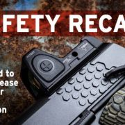 KIMBER SAFETY RECALL