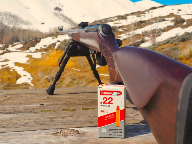 TFB Review: CZ 457 Lux  22WMR -The Firearm Blog